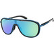 Oakley Outpace Brillenglas zwart/turquoise
